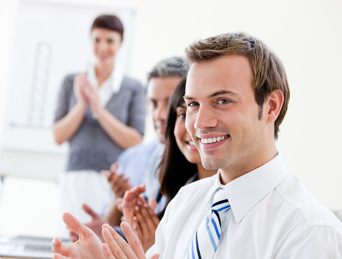 Group Clapping